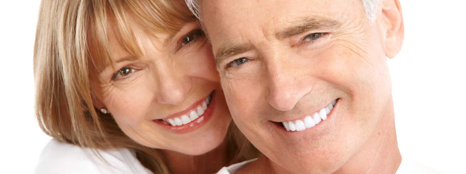 Full and partial dentures restore appearance and function